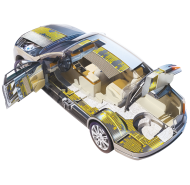 Комплекты для шумоизоляции автомобиля